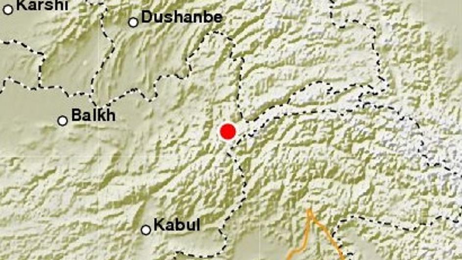 potres pakistan