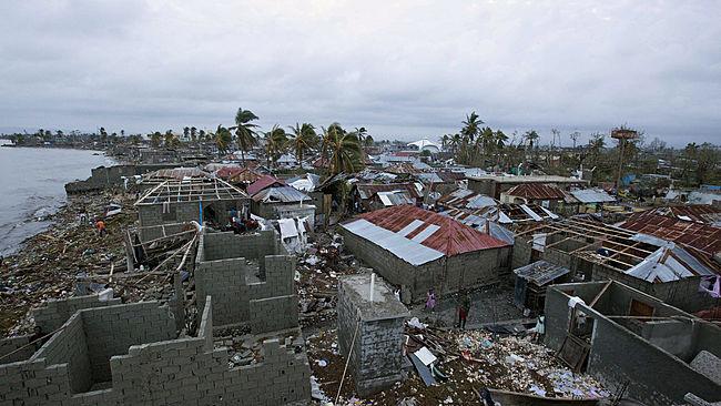 (AP Photo/Dieu Nalio Chery)@Haiti